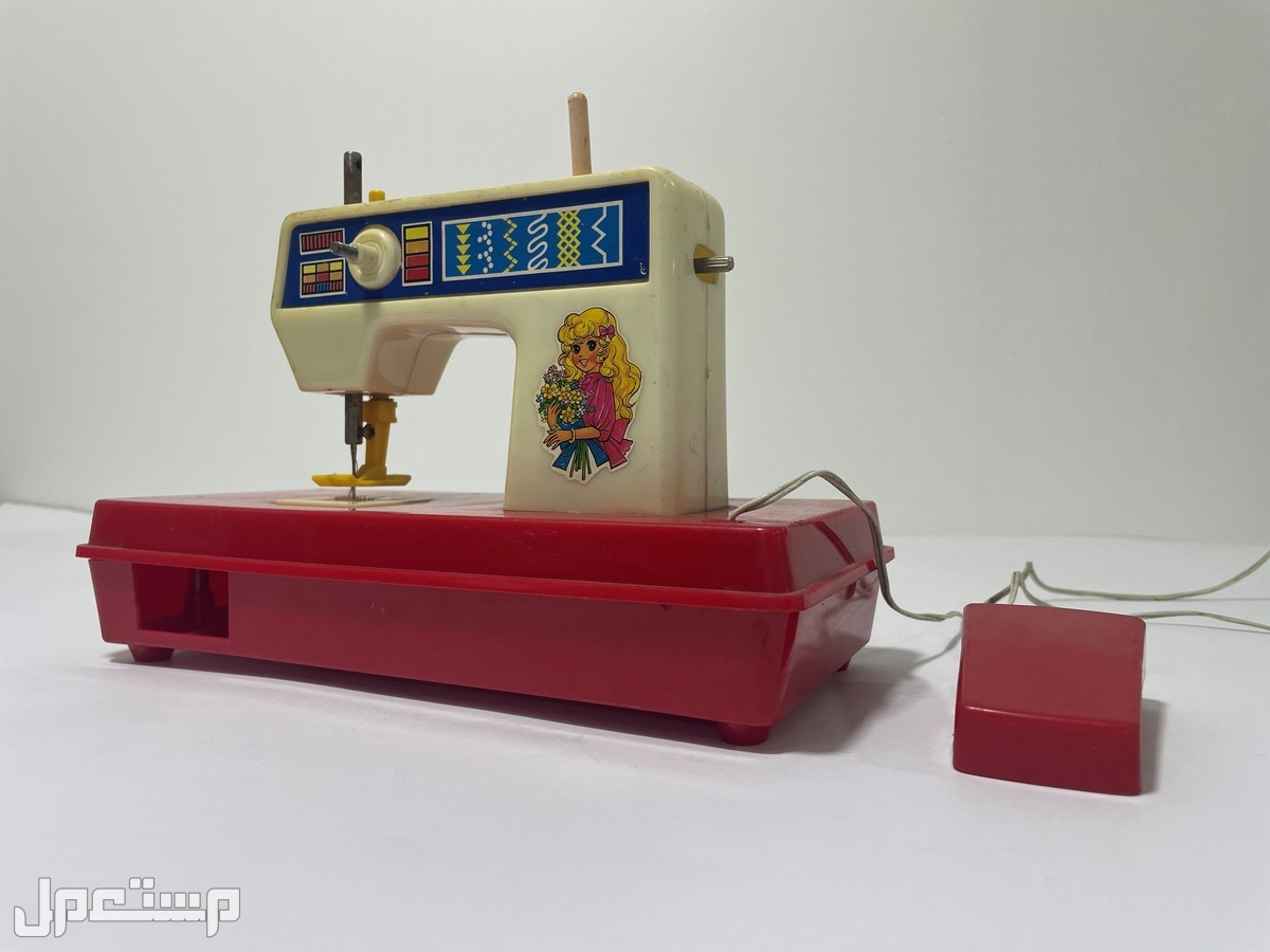 للبيع لعبة اطفال ( ماكينة خياطة)