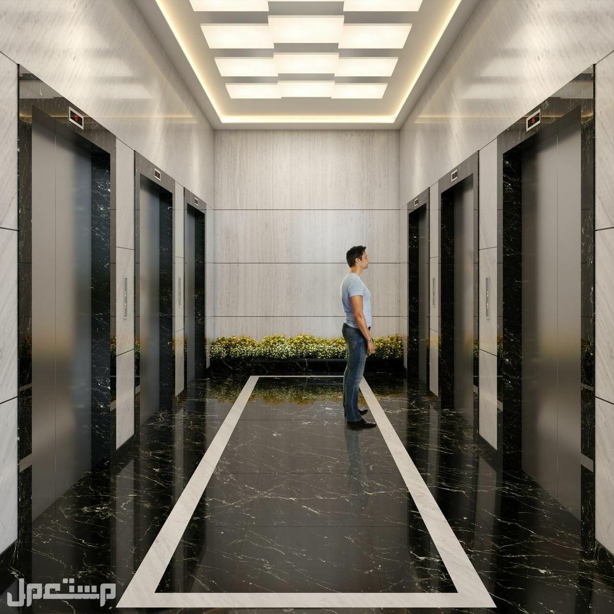 المركز المالى - طريق الخيل
