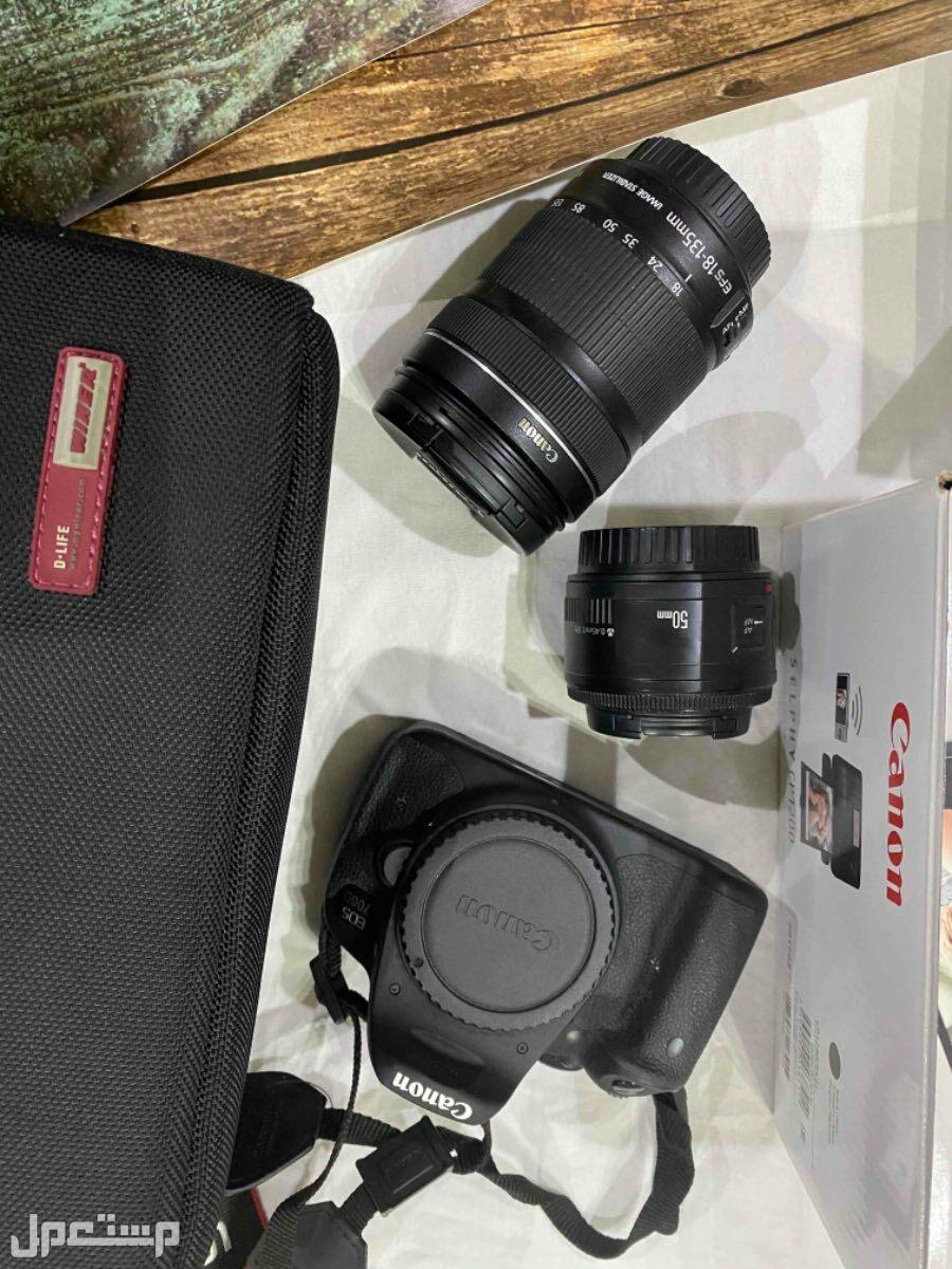 بيع كاميرا كانون الاحترافية700d