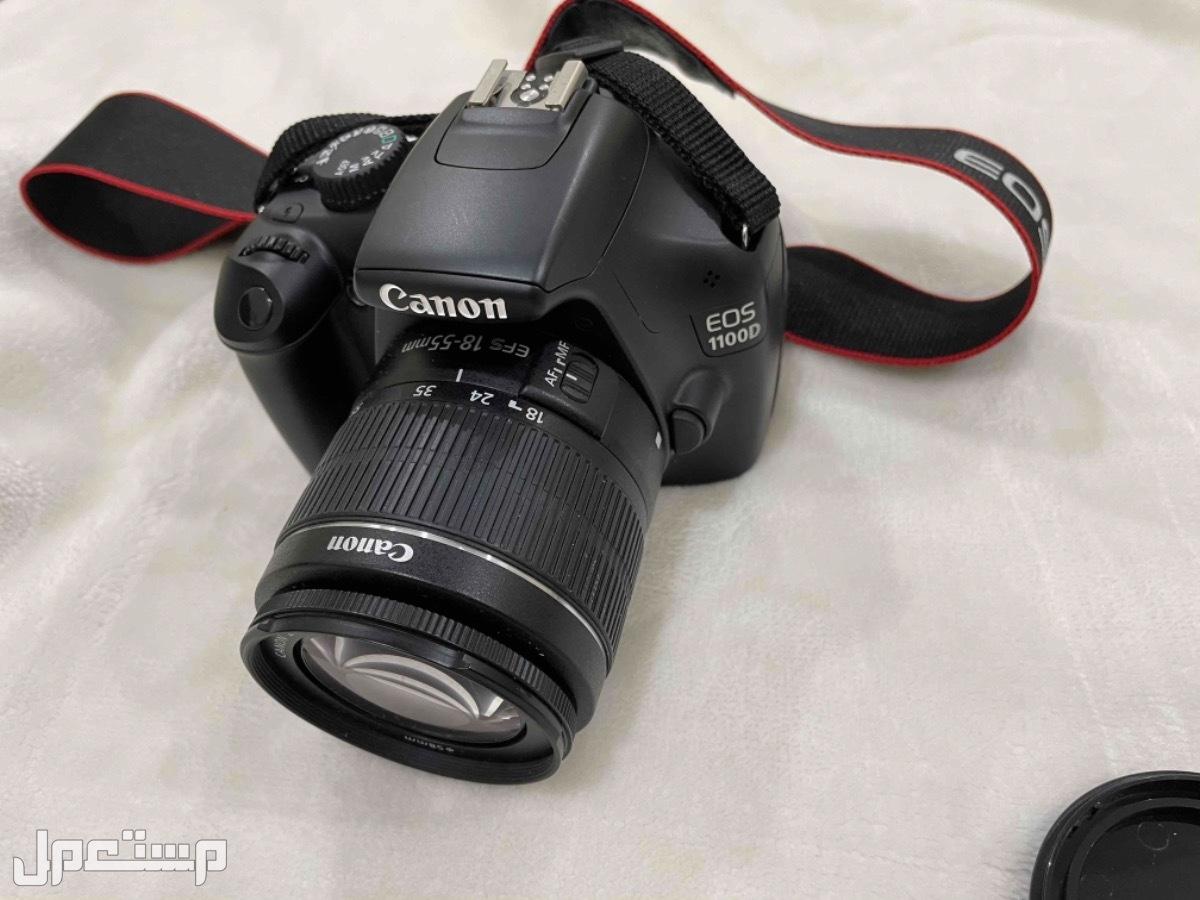 كاميرا كانون EOS1100D