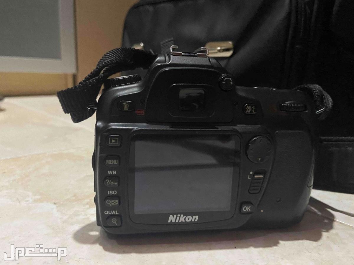 كاميرا nikon نيكون احترافية D80