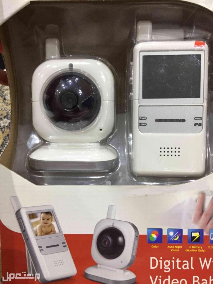 جدة-كاميرا مراقبة الطفل جديدة