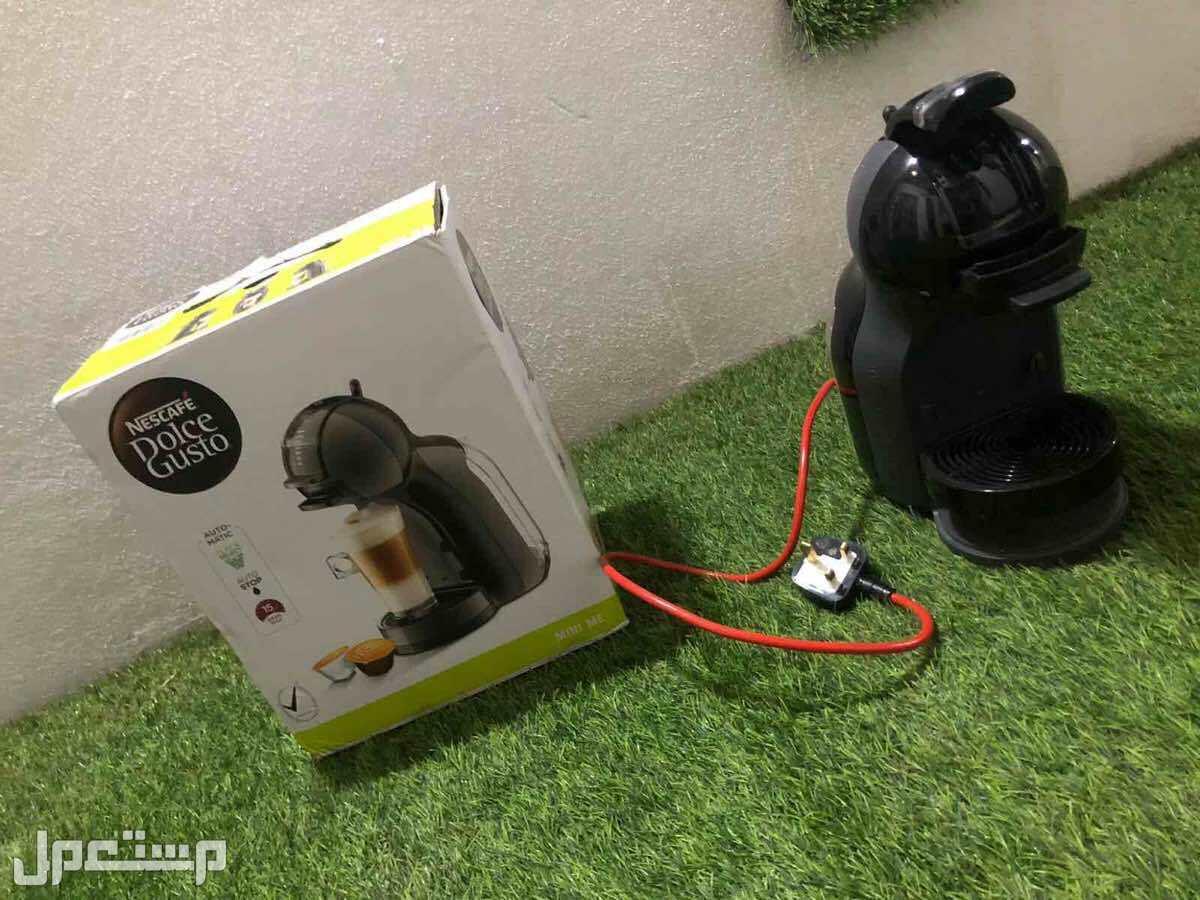 آلة قهوة دولتشي