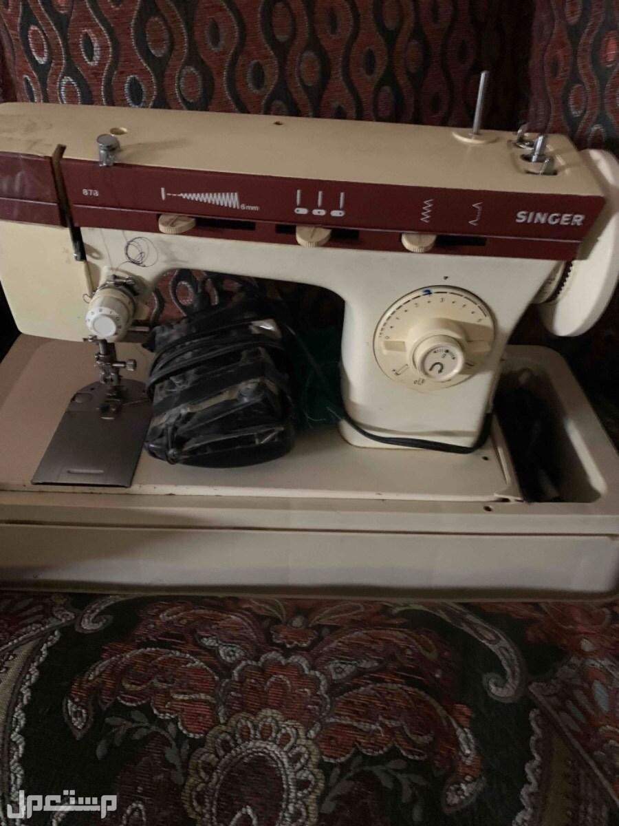 ماكينة خياطة كهربائية