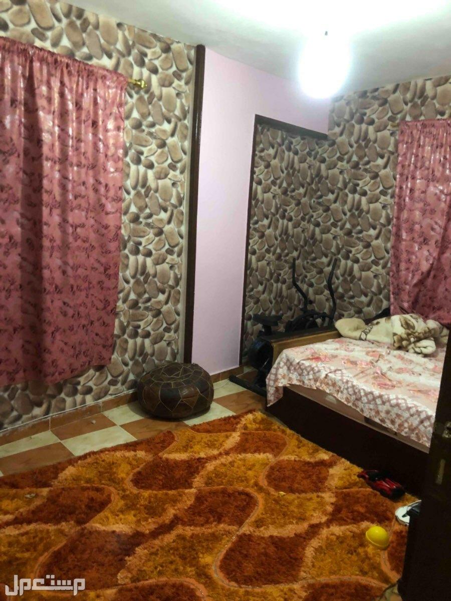 شقة مصيفية للبيع غرفة نوم