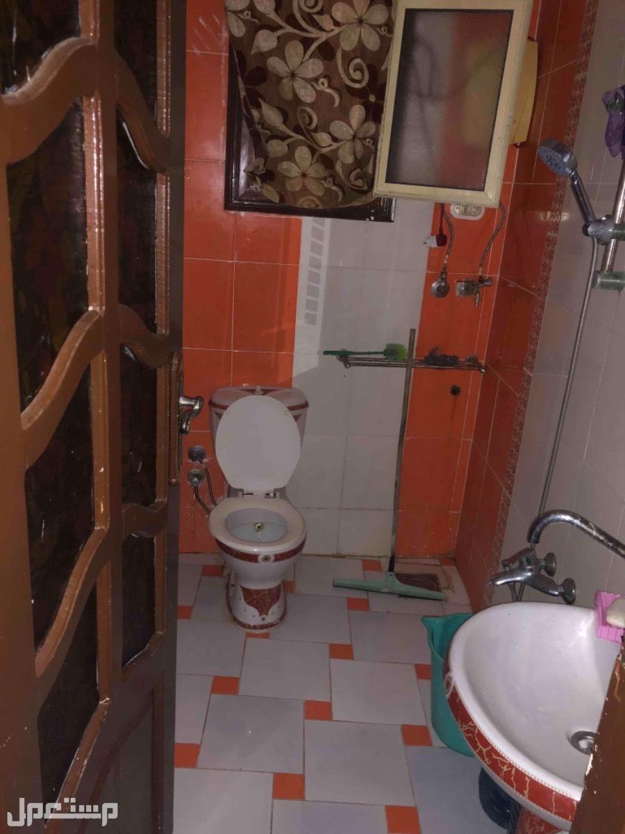 شقة مصيفية للبيع الحمام