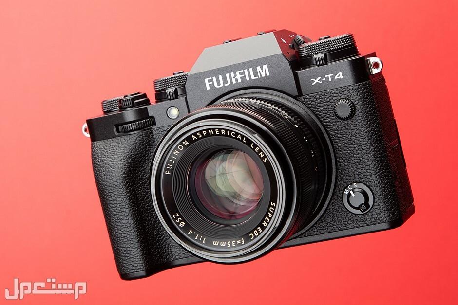أفضل 5 كاميرا رقمية لعام 2022 كاميرا  Fujifilm X-T4