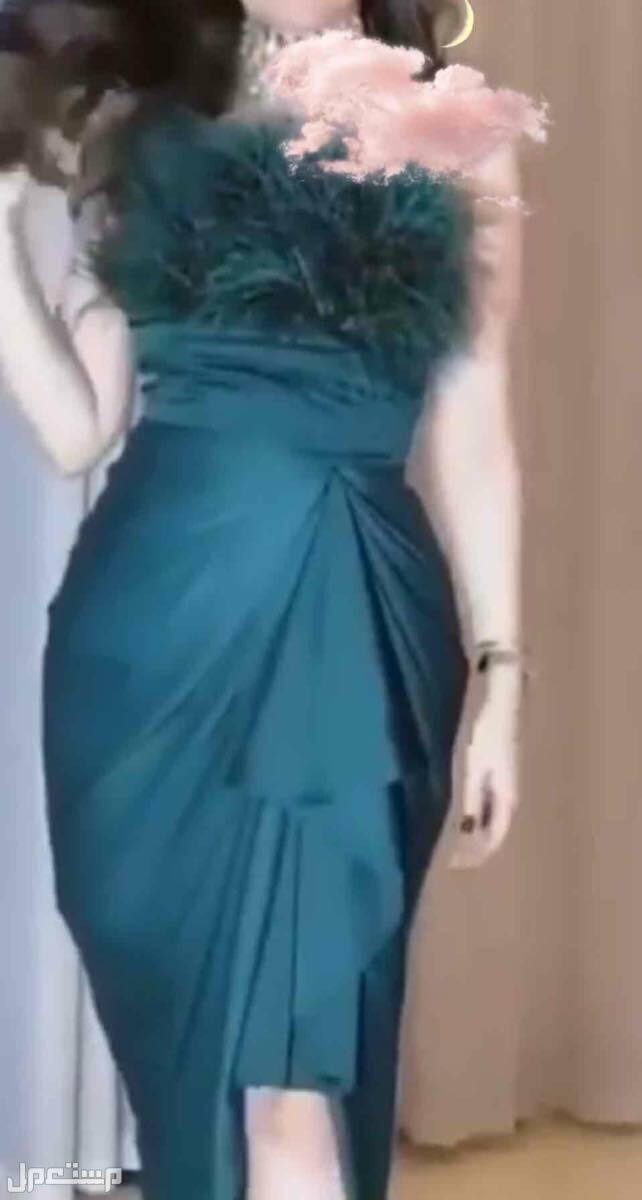 فستان للبيع المقاسs تصميم جميل أنيق