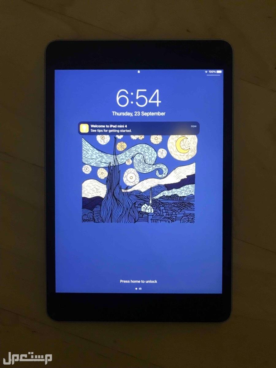 ايباد ميني 4 ipad mini 4
