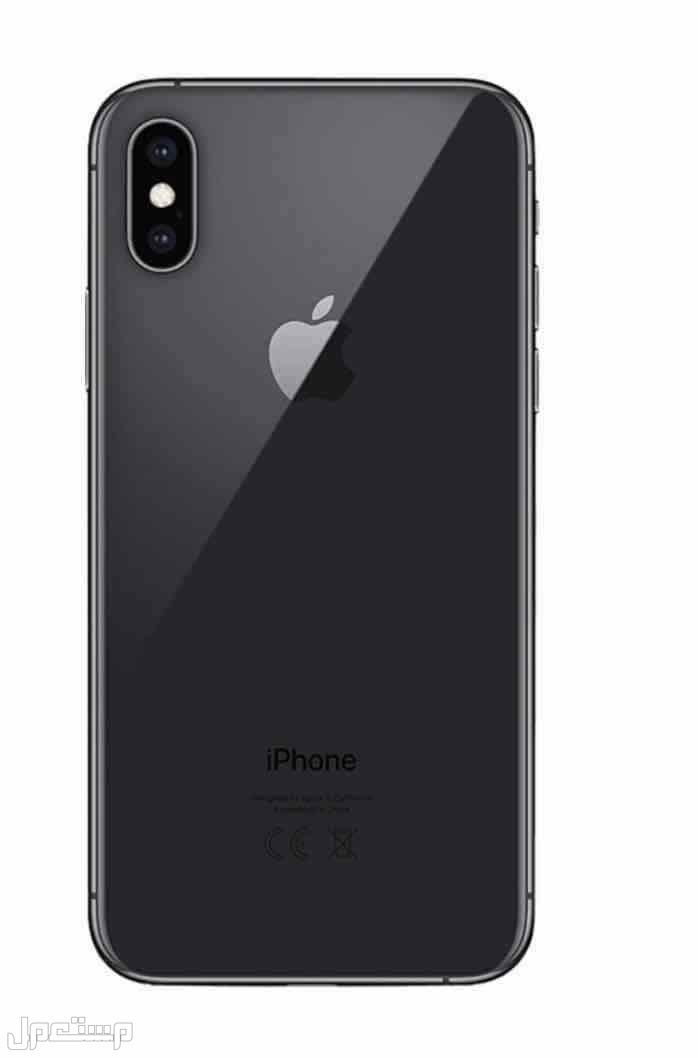 مجدد- هاتف آيفون XS مبذاكرة روم سعة 64 جيجابايت