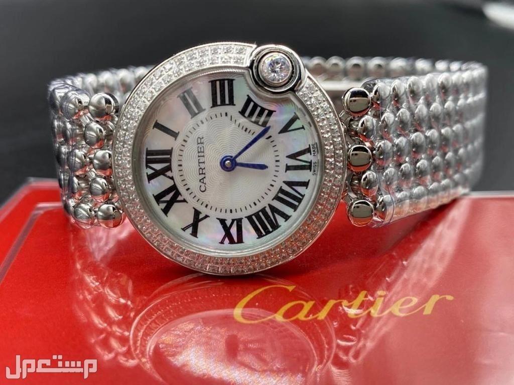 ساعات نسائي ماركة Cartier