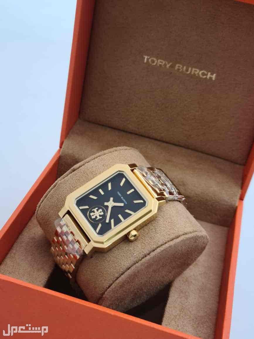 ساعات توري بورش ⚡🔥 جديد 🔥⚡         ⚡ ساعه نسائي من ماركة توري بورش ⚡درجه اولى ضمان سنه ⚡  ⚡ السس