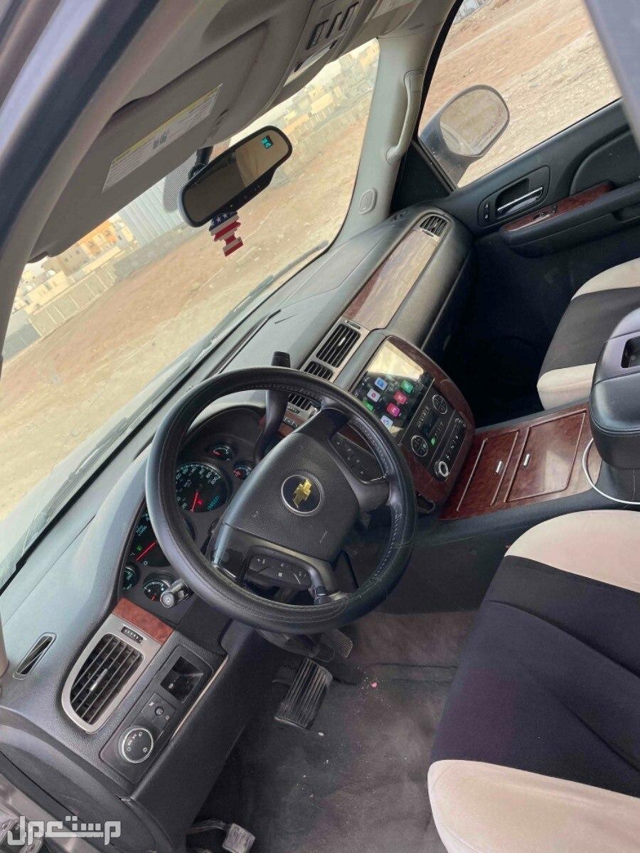 شفروليه سوبربان 2008 LTZ اصدار مميز 70 عام مستعملة للبيع
