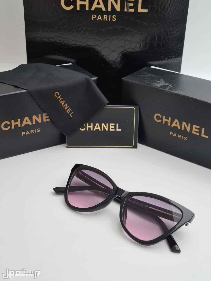 نظارات شانيل 100 ريال