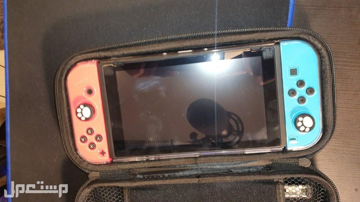 نينتدو سويتش - Nintendo switch( بحالة الجديد)