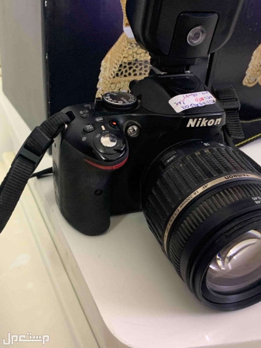 للبيع كاميرا نيكون 📷