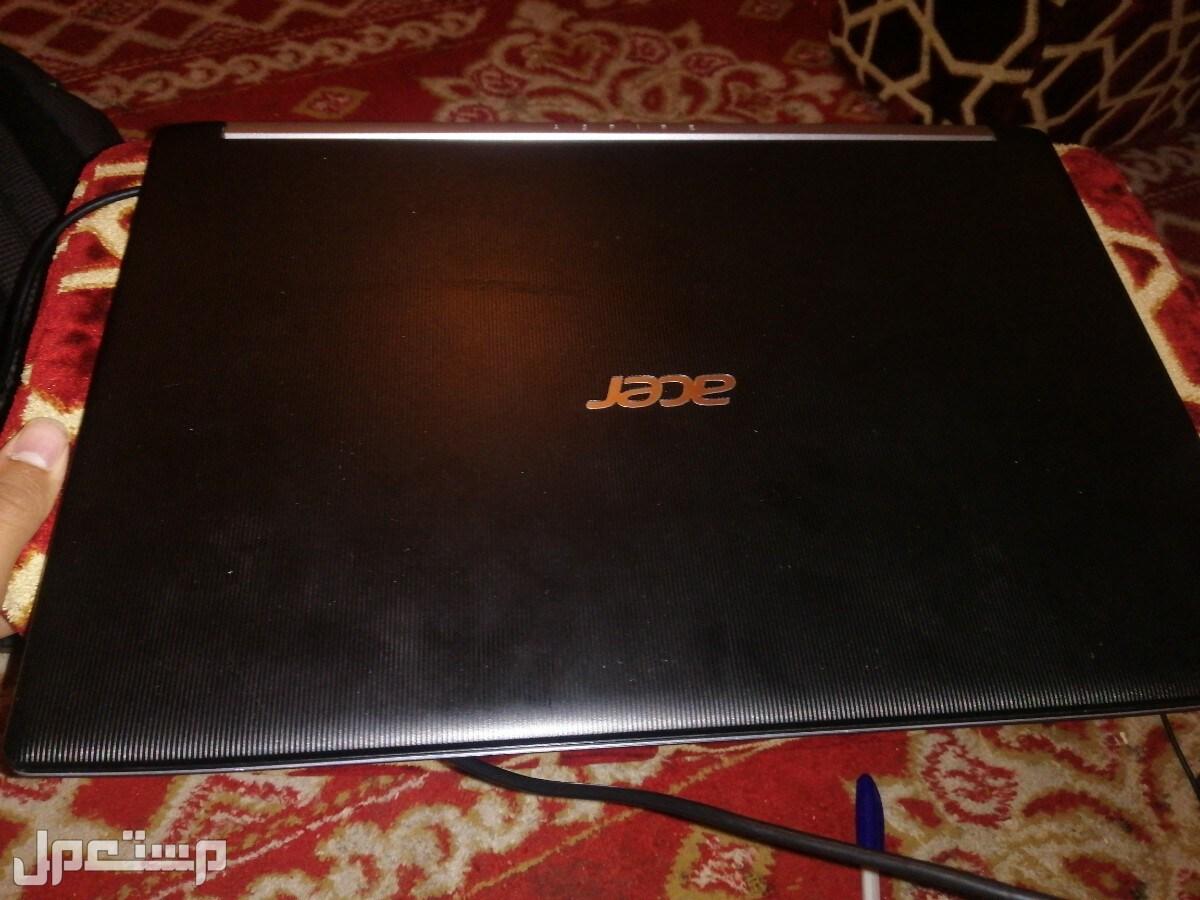 لاب توب acer قيمنق لابتوب laptop نظيف جدا