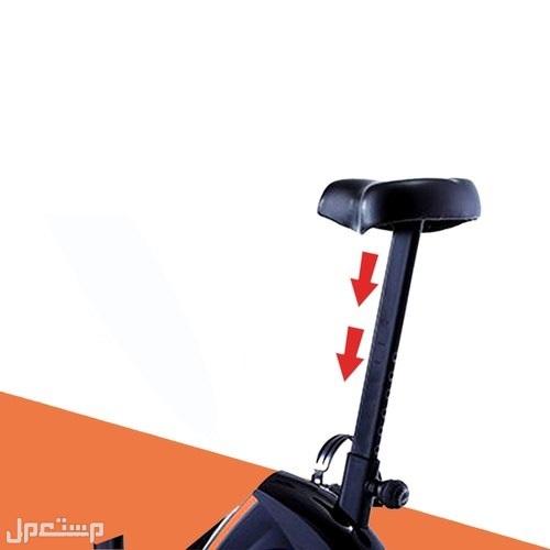 دراجة تمارين ثابته يتحمل حتى 120 كيلو