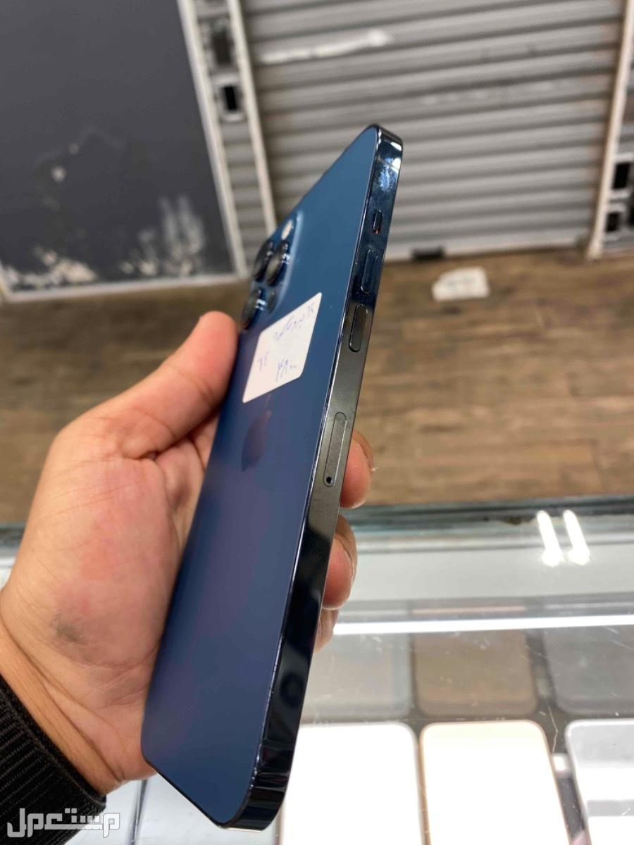 للبيع ايفون 12 برو ماكس 128 مستخدم