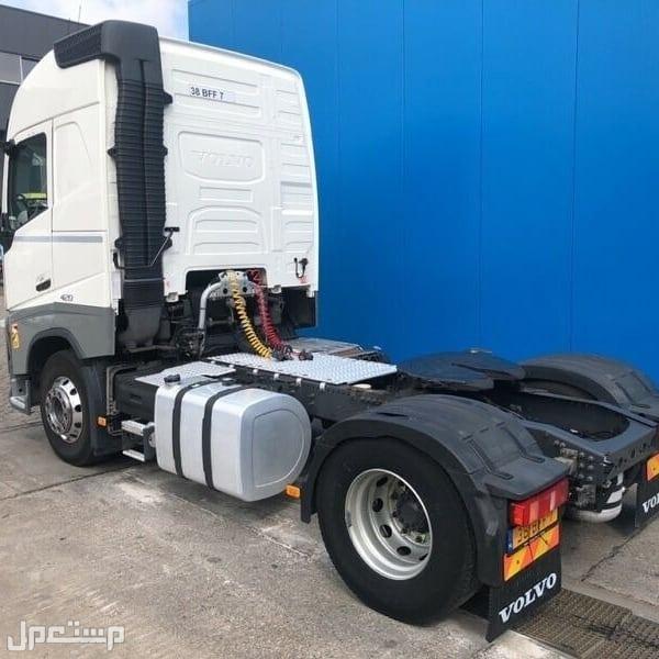 بيع راس شاحنة فولفو إستيراد