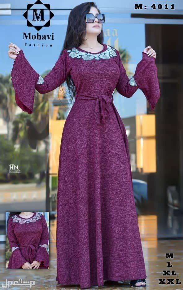 سيدتي العزيزا نقدم لكم من اررروع الفساتين انكورا لاكست ليكرا