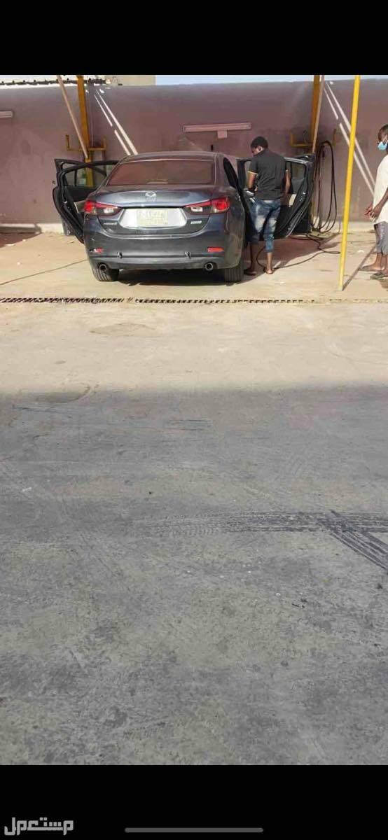مازدا 6 2016 مستعملة للبيع