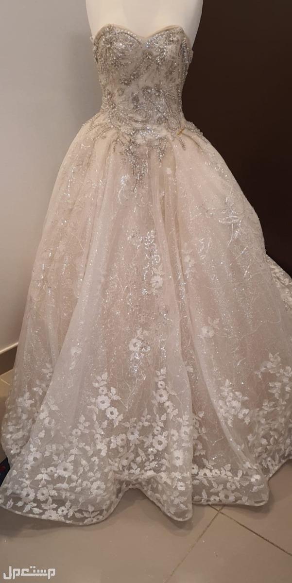 فستان زواج من بوتيك هويدا