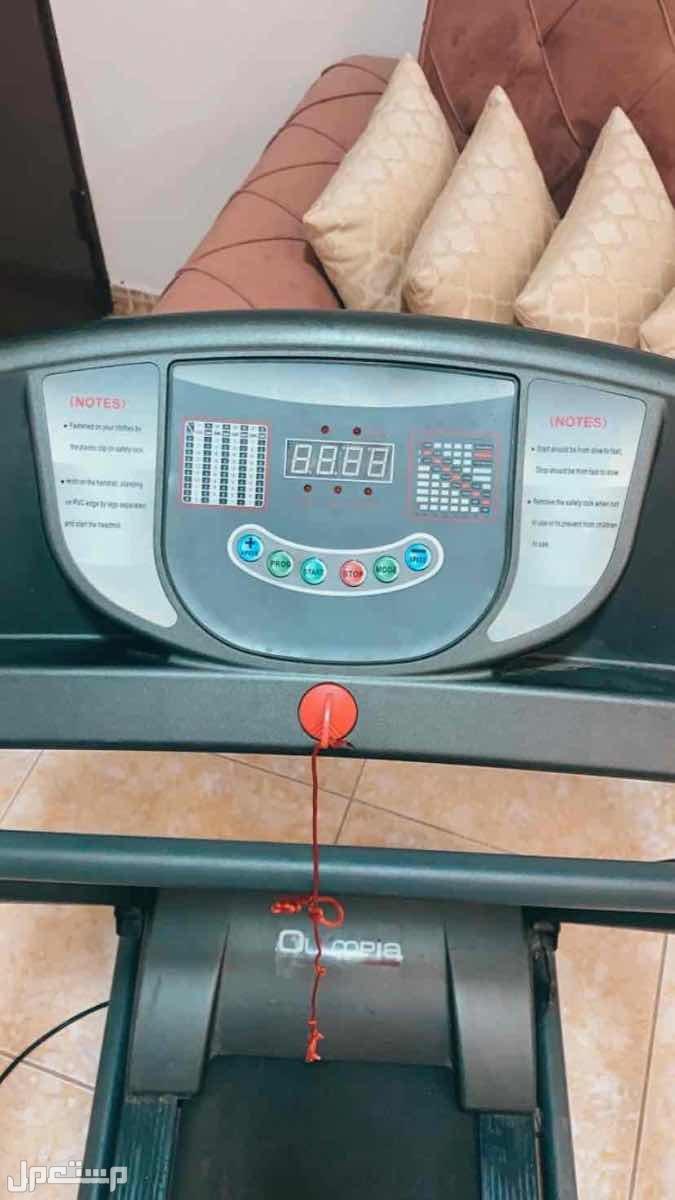 جهاز سير   رياضي   مشي   جري يحتاج صيانة