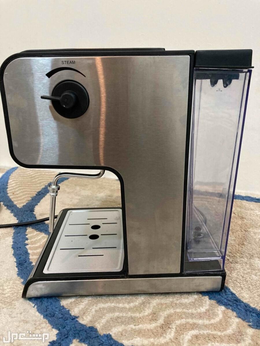 آلة قهوه