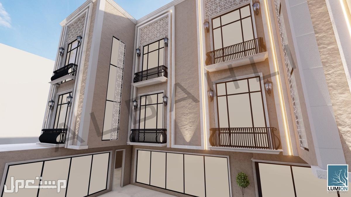 مهندس معماري تصميم مخططات وواجهات