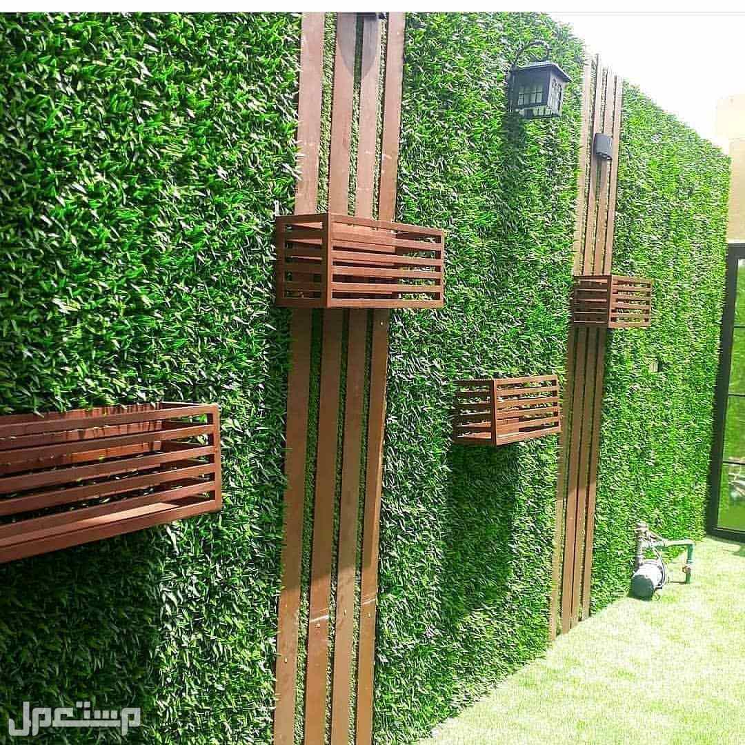 تنسيق حدائق جده ومكه