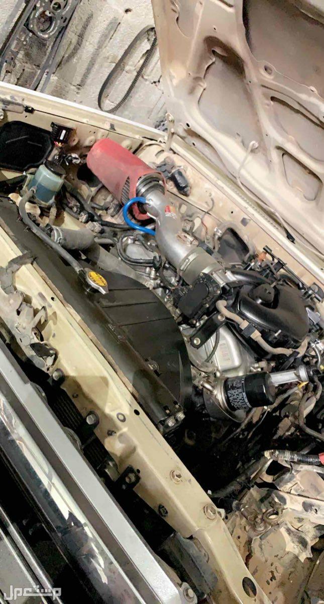 مكاين مكينة شاص ربع هيلكس سكويا لكزز5.7 افجي فورشنر برادو ضمان يصل 12شهر
