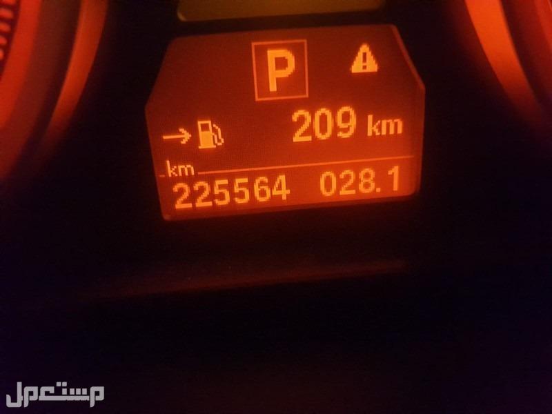 بي ام دبليو الفئة X 2009 مستعملة للبيع