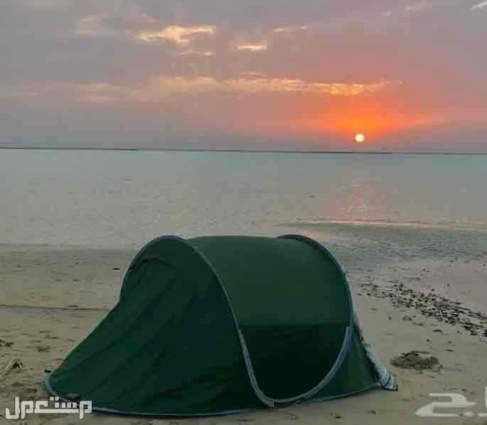 خيمة رحلات سهلة الفك والتركيب